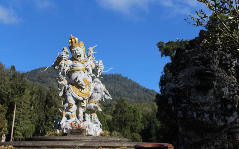 temples gratis indonèsia
