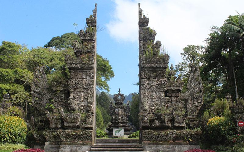 itinerar per indonèsia temple