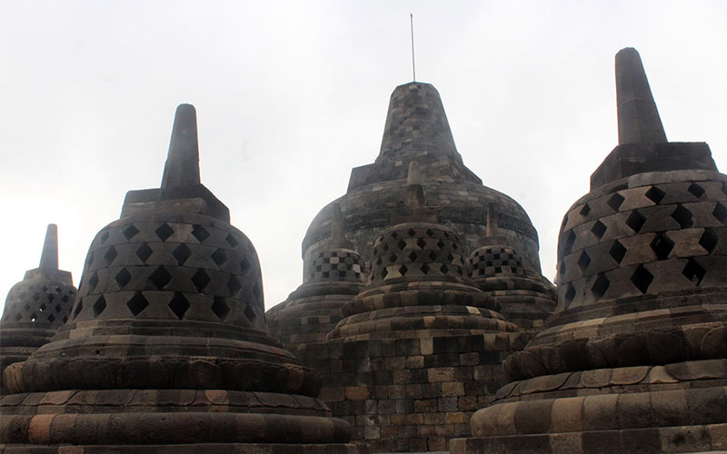 temple borobudur indonesia