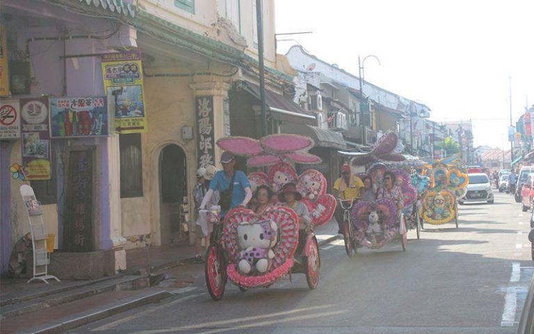 Com anar de Georgetown (Malàisia) a Hai Yat (Tailàndia) gratis.