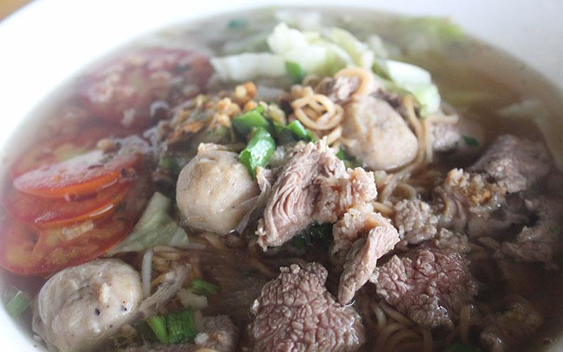 que menjar a Laos