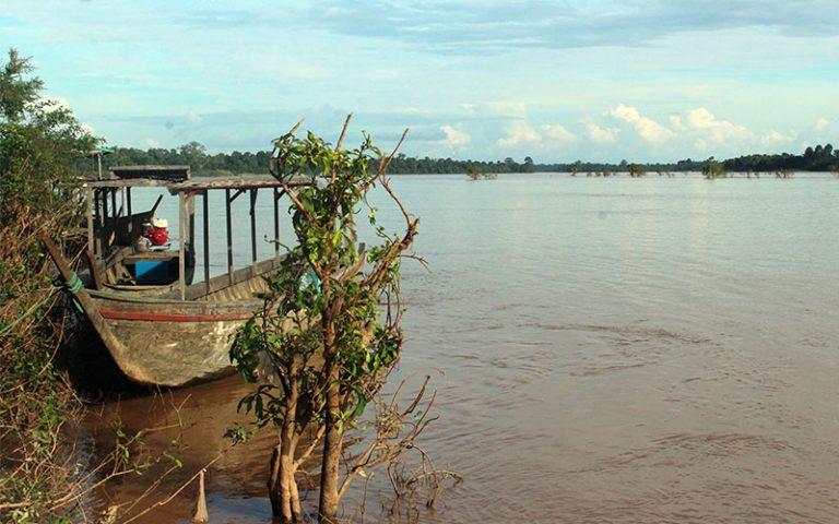 De Laos a Cambodja pagant la meitat