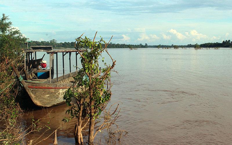 frontera Laos Cambodja