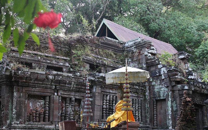 turisme per lliure a Laos