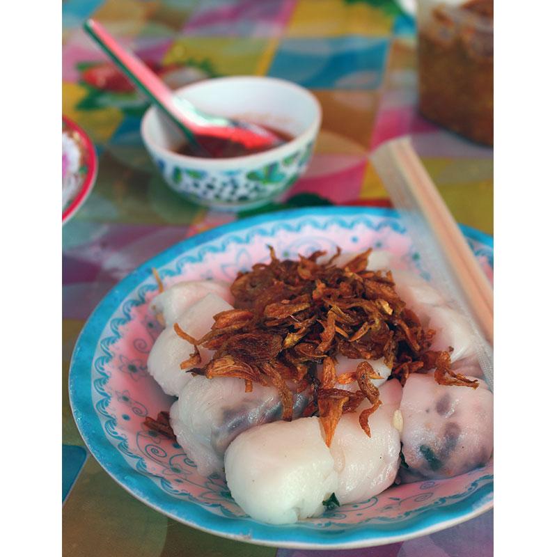 menjar local a Laos