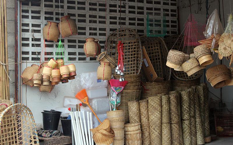 coses tipiques de Laos