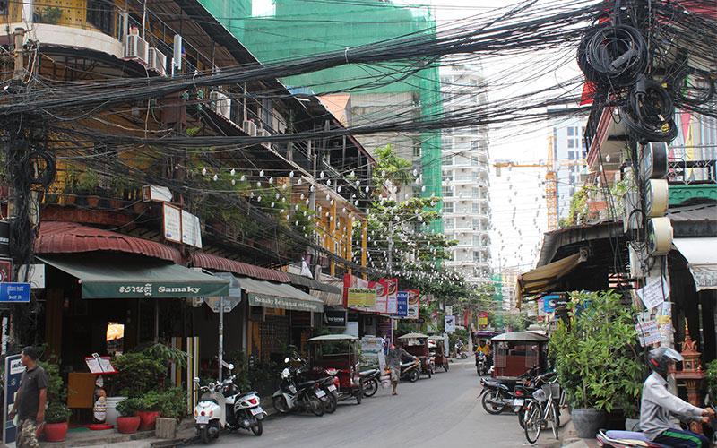 ruta a Phonm Phen