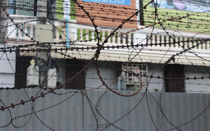 Museu del Genocidi Tuol Sleng (Cambodja)