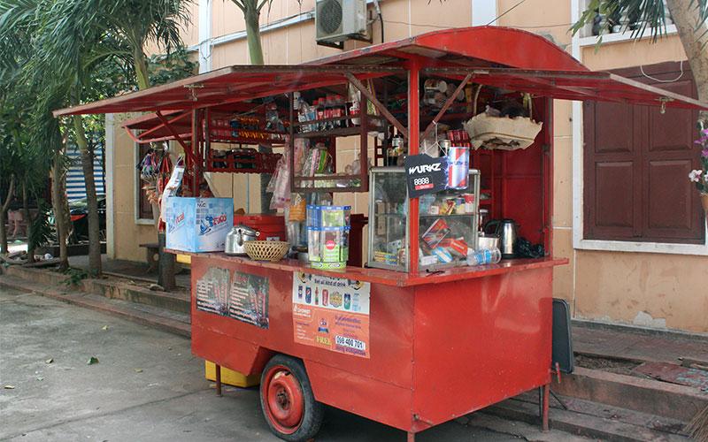 Coses que no t'esperes per Cambodja