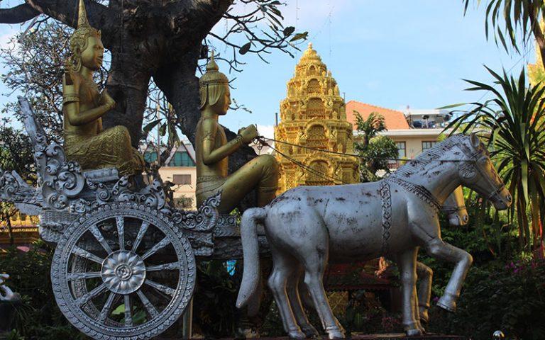 Visats pel Sudest asiàtic trets a Cambodja