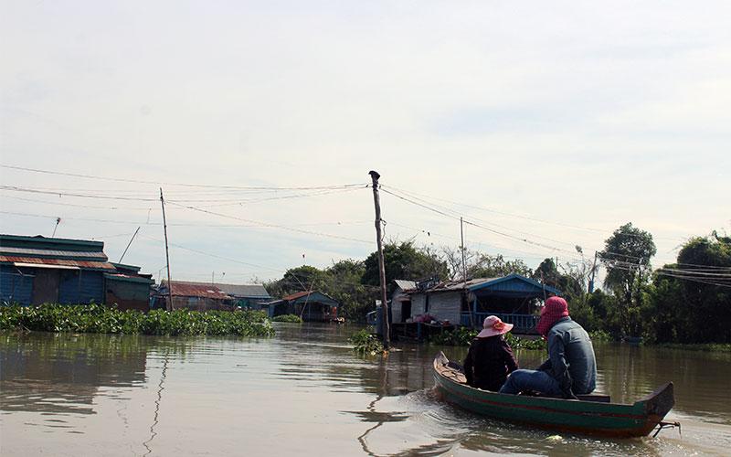 turisme per Cambodja amb motxilla
