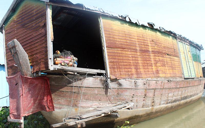 Kampong Chhnang Cambodja
