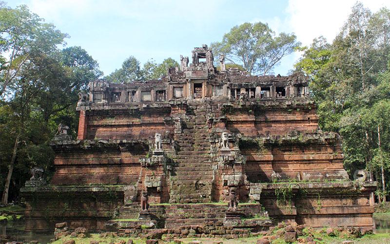 que visitar Temples d'Angkor Cambodja