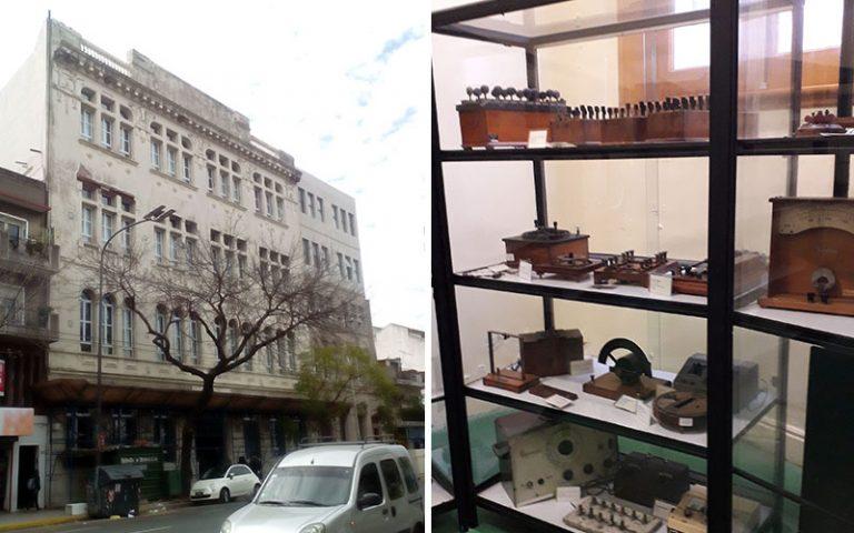Museo de Psicologia Experimental Dr. Horacio G.Piñero