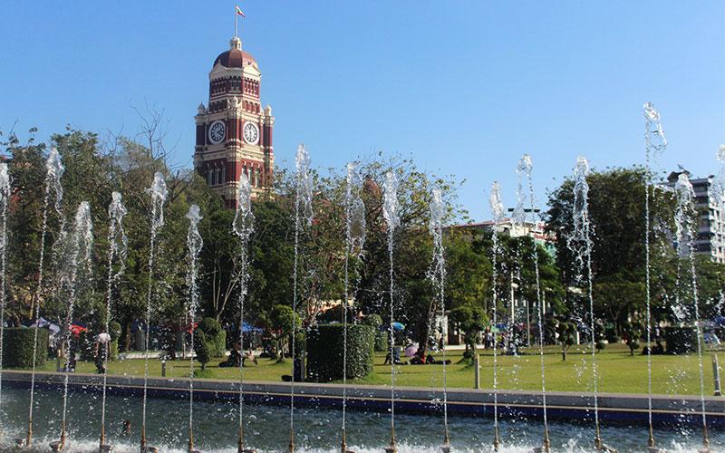 que visitar a Yangon