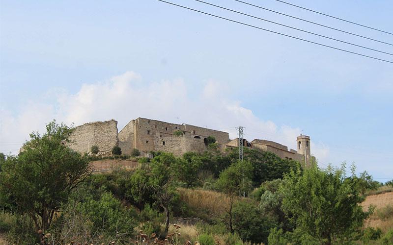 montfalco la segarra poble medieval