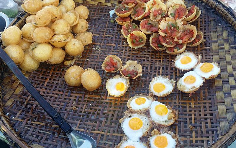 menjar Myanamar per picar