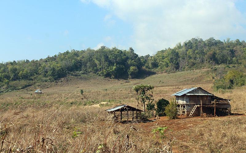 acampar a Hsipaw