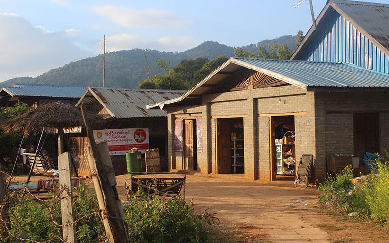ruta per lliure Hsipaw