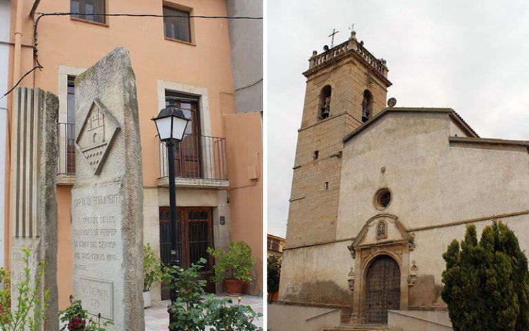 Castellnou de Seana (El Pla d'Urgell)