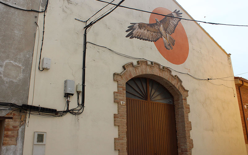 murals i art street pla durgell