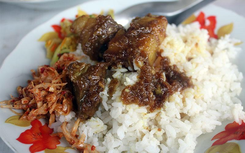 menjar barat a mynamar