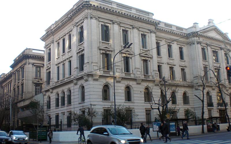 Museo histórico Hospital General de Agudos Bernardino Rivadavia