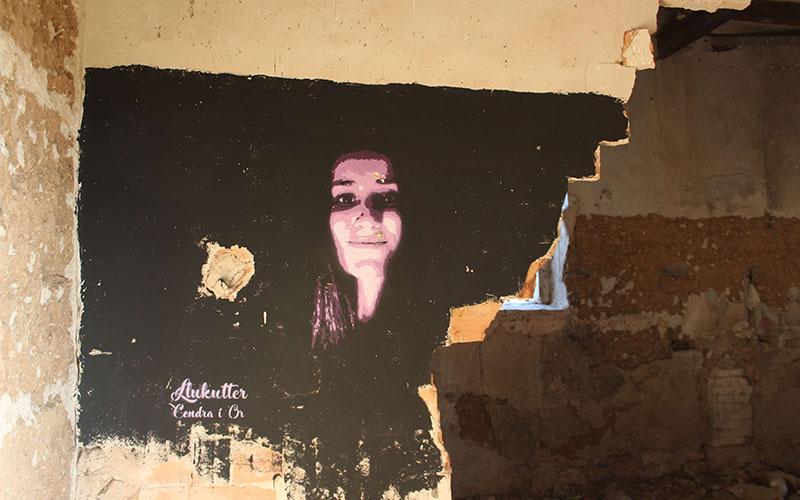 murals amagats al pla durgell golmes