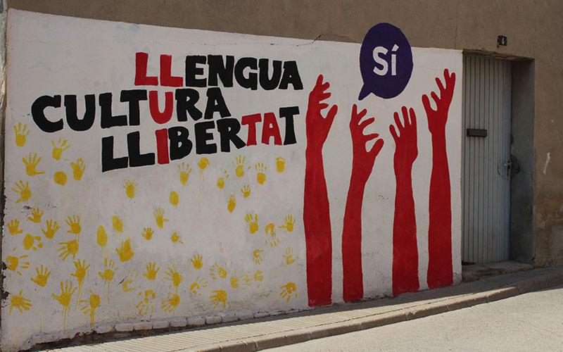 art urba independencia catalunya