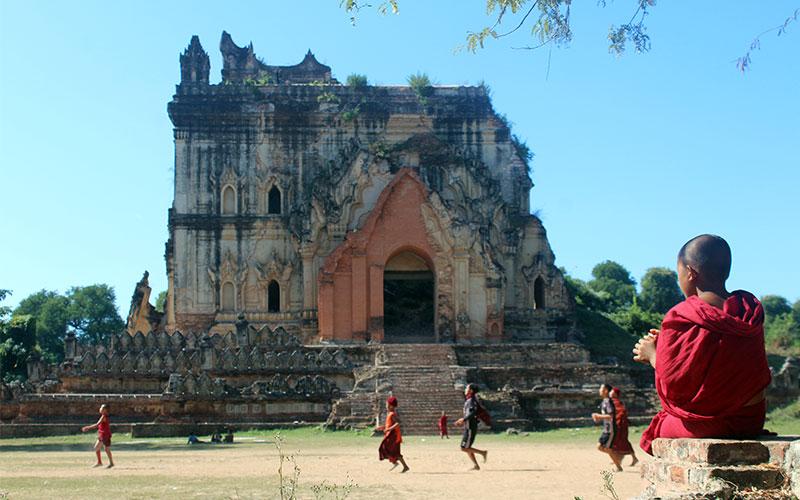 Amarapura, Sagain i Inwa (Myanmar) – Que no t'enredin