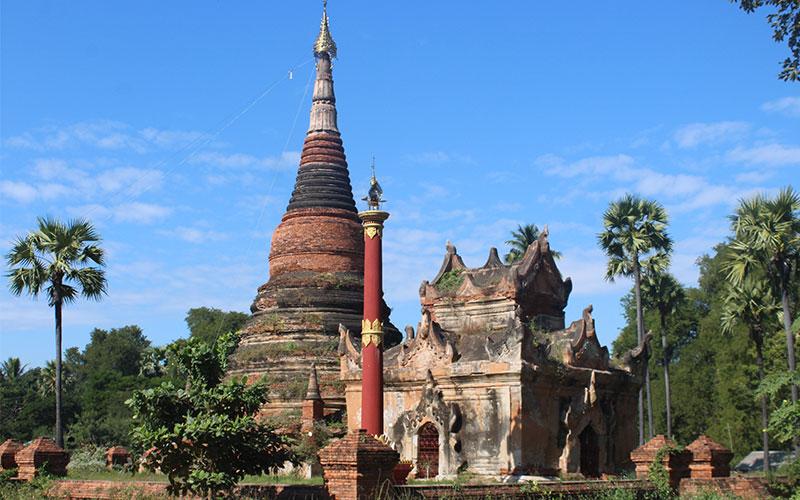 visitar Inwa Myanmar