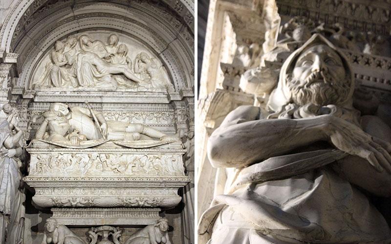 mausoleu ramon folc bellpuig