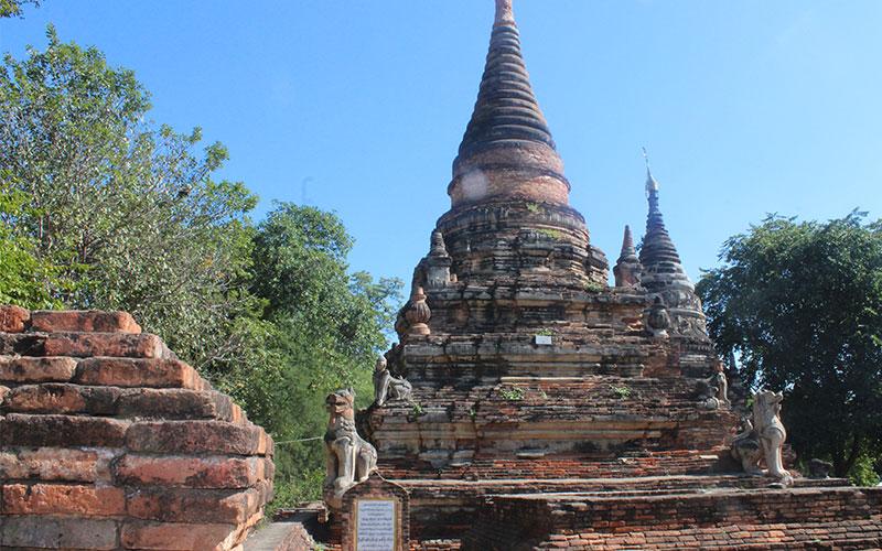 dormir barat a Myanmar