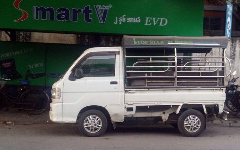 Com moure't per Myanmar