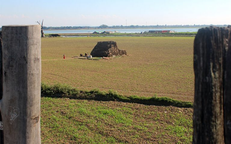Myanmar amb pressupost motxiller