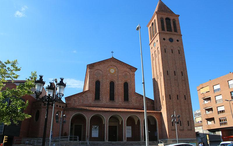 L'esglesia de Mollerussa