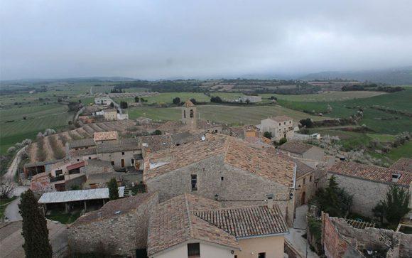 Montoliu de Segarra, Vilagrasseta, La Guàrdia Lada, Cabestany i l'Ametlla de Segarra (La Segarra)
