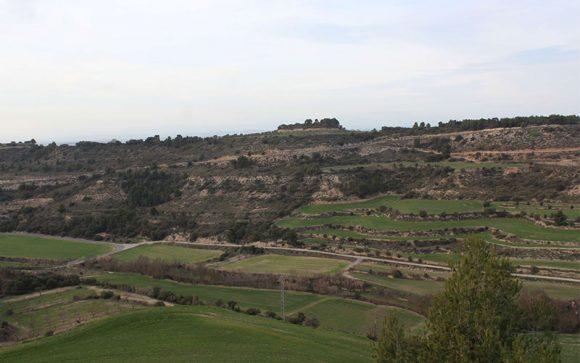 Montornès de Segarra i el Mas de Bondia (La Segarra)