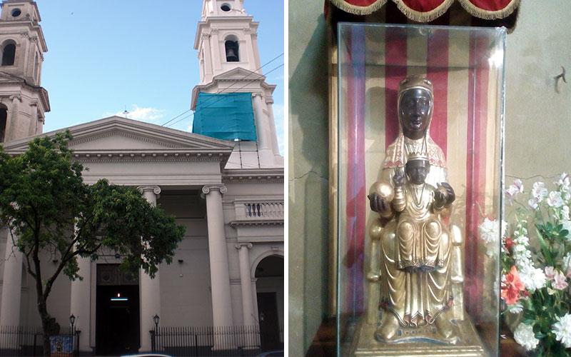Iglesia de Nuestra Señora de Monserrat català a Buenos Aires