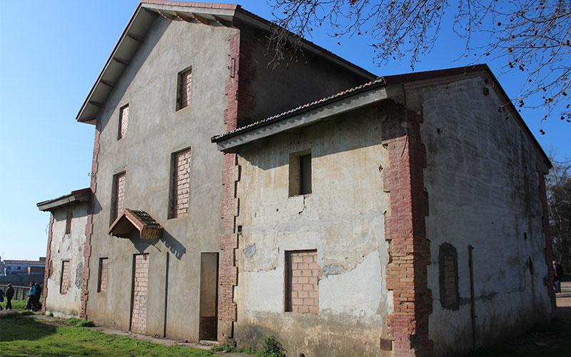 colonia textil al-kanis, rosselló segrià
