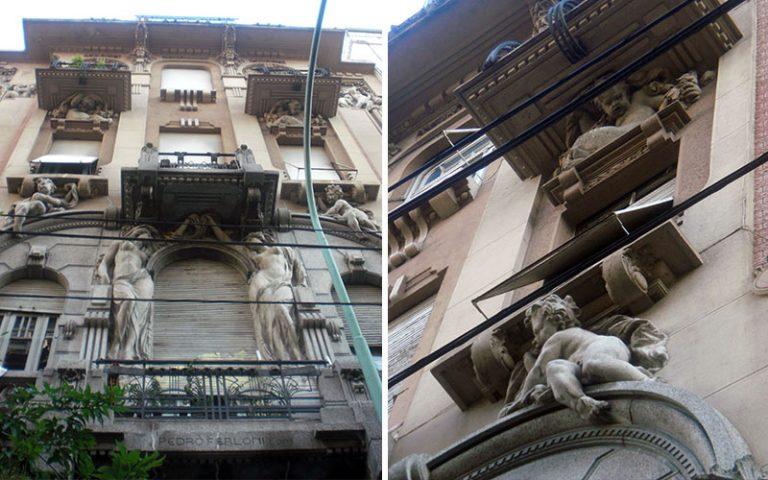 Una ruta de l'Art Nouveau