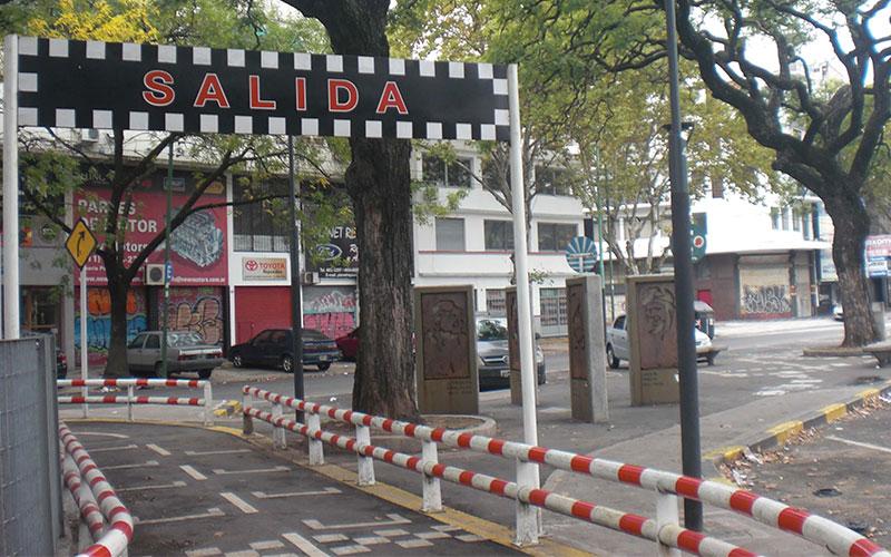 Buenos Aires insòlita circuit Warmes