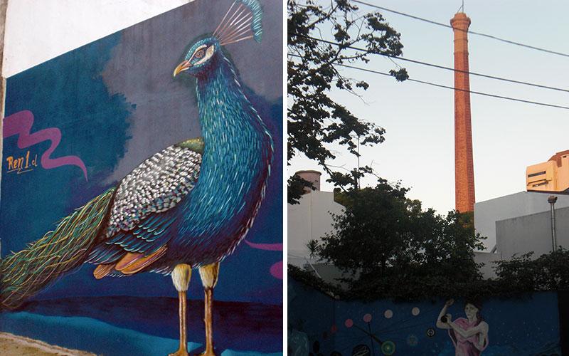 xemeneis de la ciutat de Buenos Aires