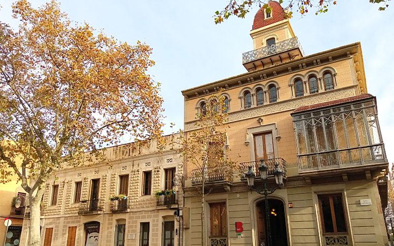 La Barcelona desconeguda, que visitar a les Corts i Sants