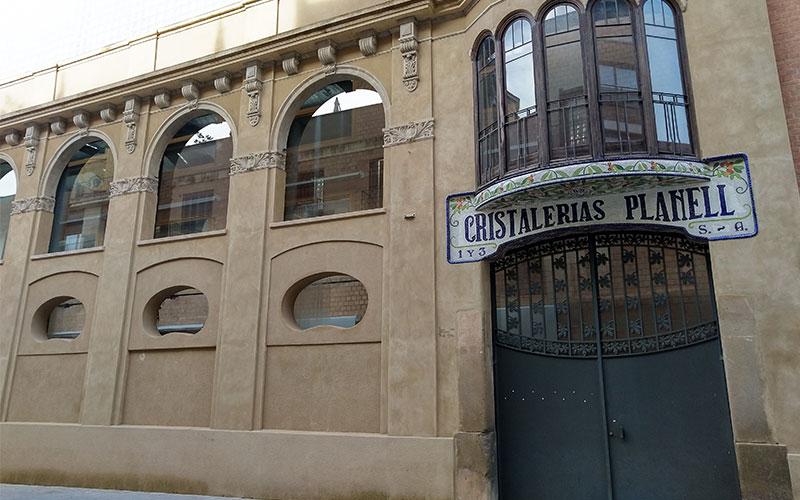 barcelona industrial