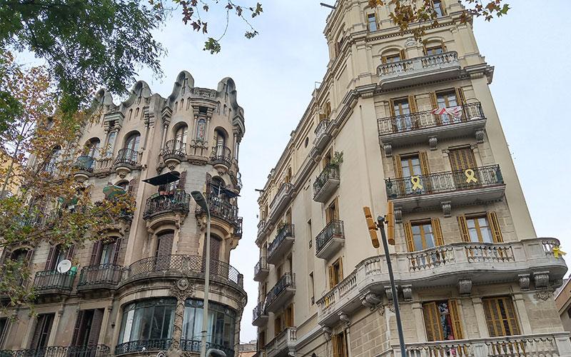 modernisme fora ruta barcelona