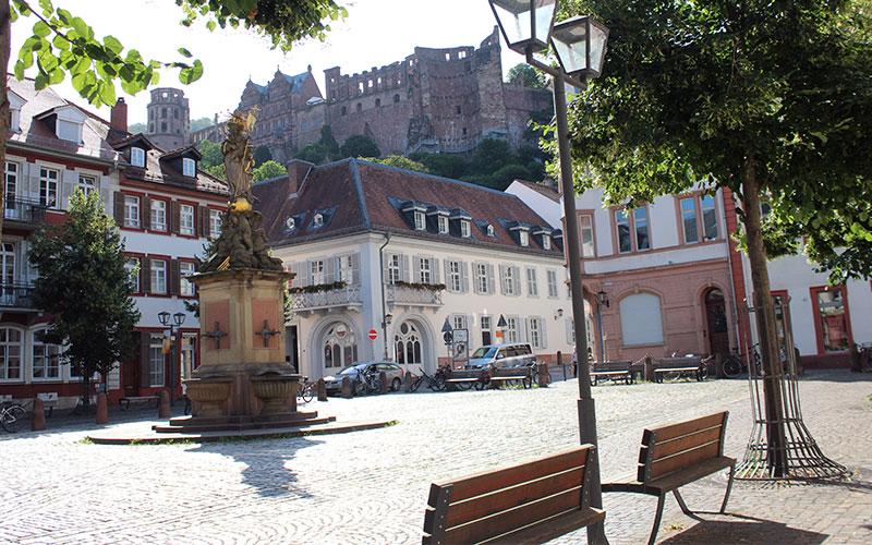 escapades Stuttgart Heidelberg