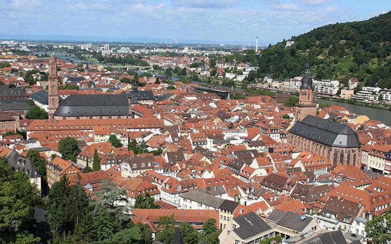 millors llocs vistes Heidelberg