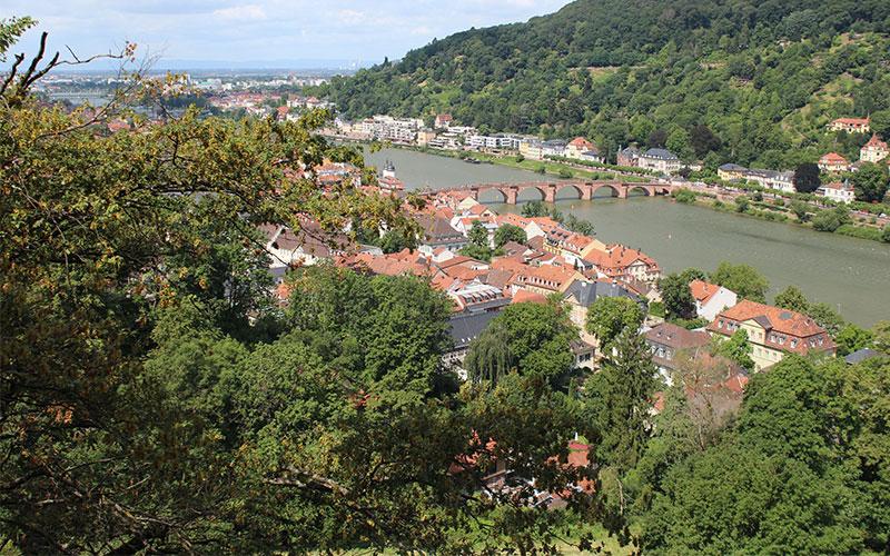 que visitar a Heidelberg