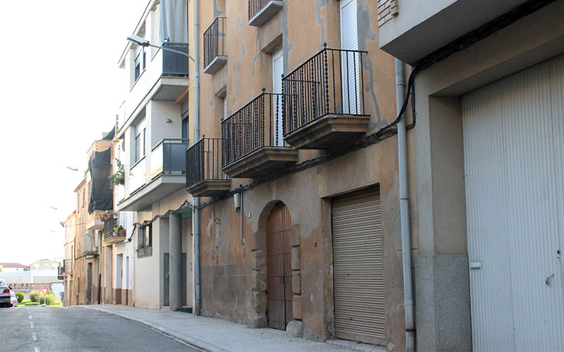 carrer de torresserona